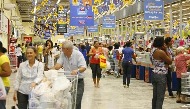 Supermercados abrem no feriado de Corpus Christi - Foto: Adilton Venegeroles | Ag. A TARDE