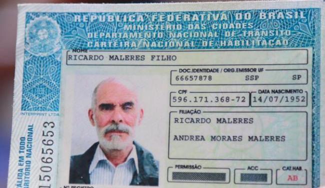 Ricardo Mareles Filho, 62 anos, morreu no local do acidente - Foto: Joá Souza| Ag. A TARDE