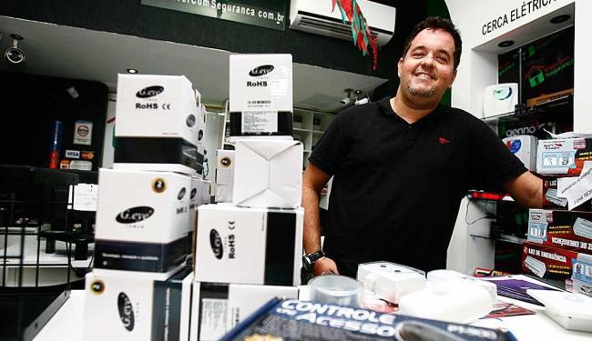 Empresário Alã Santana prefere deixar de lucrar a demitir - Foto: Mila Cordeiro | Ag. A TARDE