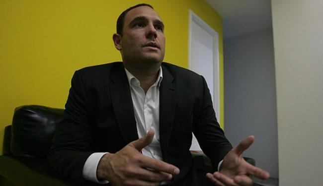 Alexandre Bacelar, diretor e fundador da Ápice Bahia - Foto: Fernando Amorim l Ag. A TARDE