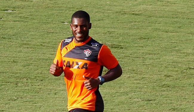 Mancini pode contar com o retorno de Amaral e outros atletas - Foto: Eduardo Martins   Ag. A TARDE