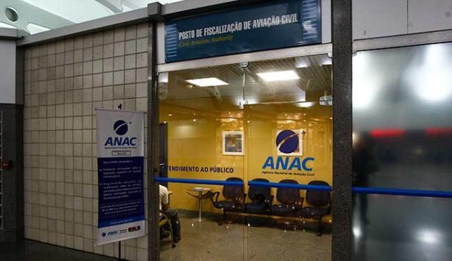Anac é a agência com mais vaga: são 150 - Foto: Claudionor Junior | Ag A TARDE - 04.05.2010