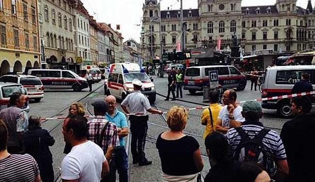 Mais de 60 ambulâncias socorreram as vítimas na manhã deste sábado, 20 - Foto: Reprodução | Twitter @ark2grz