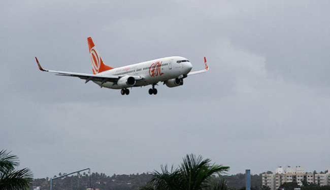Gol nega incidente e disse que avião