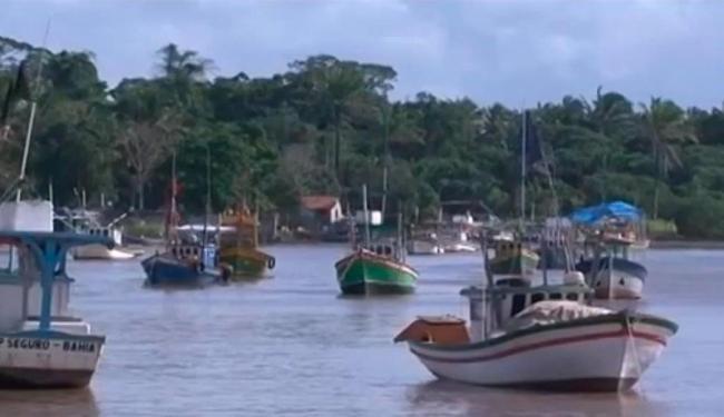 Pescadores ainda não foram encontrados - Foto: Reprodução | TV Bahia