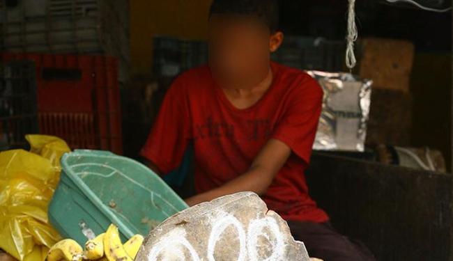 Ação em 11 cidades já detectou 132 jovens em situação irregular na Bahia - Foto: Luciano da Matta | Ag. A TARDE