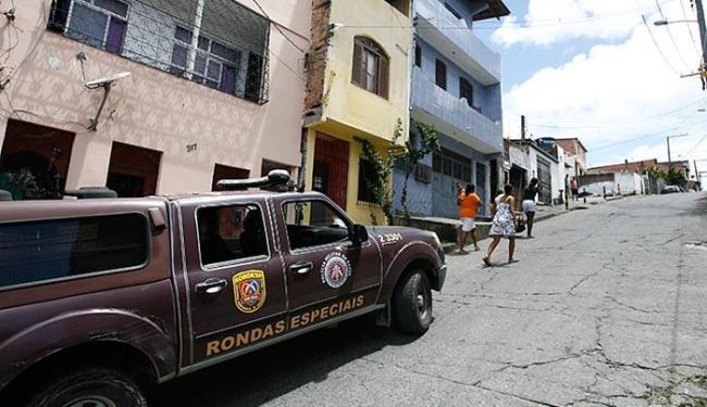 Segundo a assessoria da PFl na Bahia, o foco da ação em Salvador é a região do bairro da Engomadeira - Foto: Luciano da Matta   Ag. A TARDE