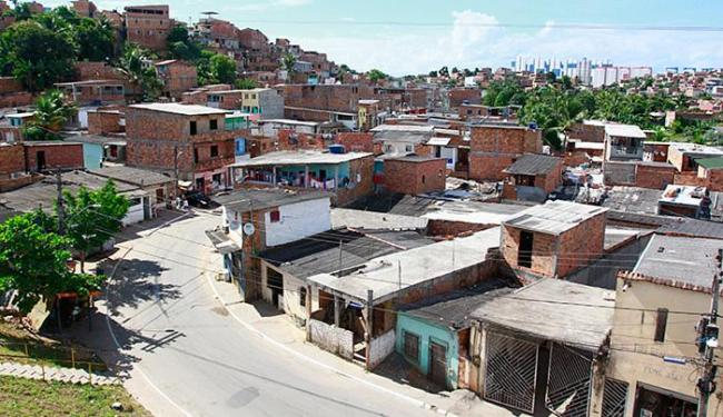 Área de grande densidade populacional, o Bairro da Paz é alvo da ação cultural do projeto - Foto: Edilson Lima | Ag. A TARDE