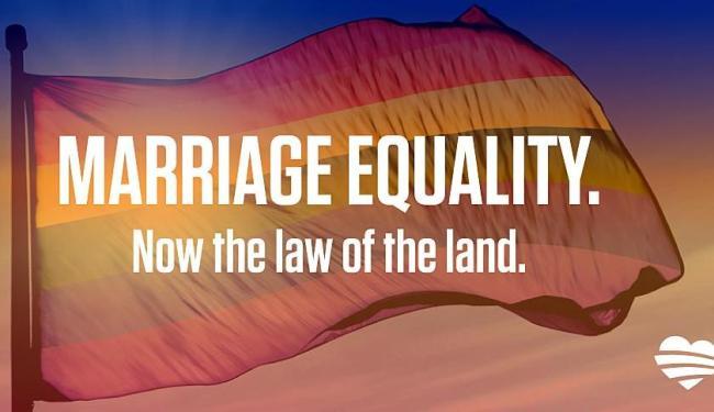 Obama retuitou a bandeira do casamento igualitário em seu perfil - Foto: Reprodução | Barack Obama | Twitter