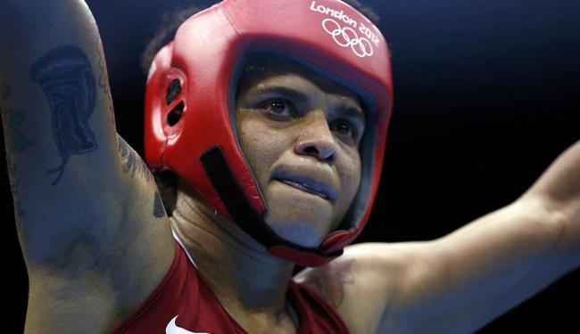 Adriana Araújo é uma das atletas que vai tentar vaga no Pan - Foto: Damir Sagolj | Reuters | 08.08.2012