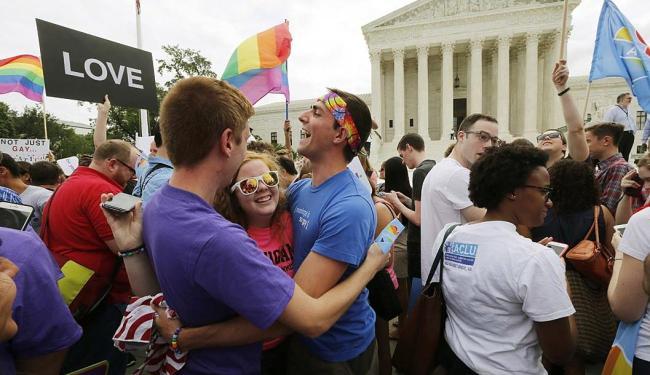 Agora o casamento gay se tornará legal em todos os 50 estados do país - Foto: Ag. Reuters