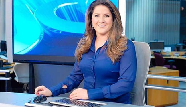 Christiane caiu de um cavalo e fraturou ossos da face - Foto: TV Globo | Divulgação