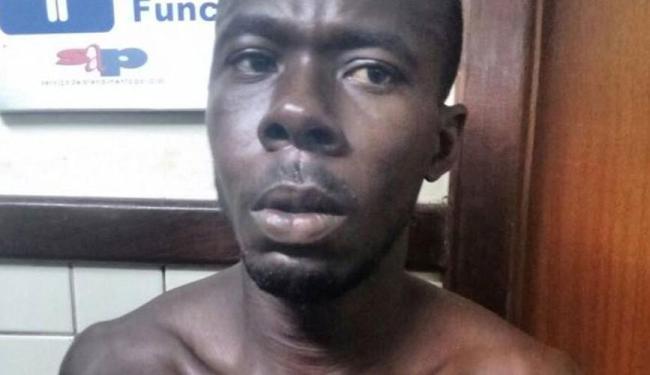 Suspeito de matar cobrador, Anderson estava escondido em um condomínio em Itinga - Foto: Divulgação | Polícia Civil