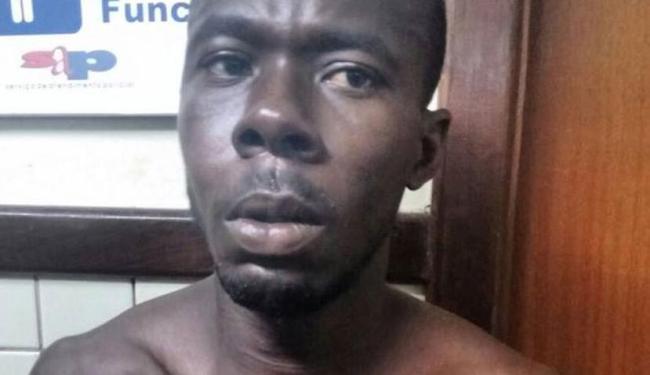 Anderson estava escondido em um condomínio em Lauro de Freitas - Foto: Divulgação | Polícia Civil