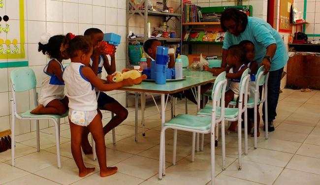 A chamada Avaliação Nacional da Educação Infantil (Anei) será realizada já no ano que vem - Foto: Eduardo Martins | Ag. A TARDE | 15.02.2015