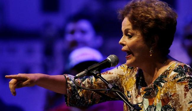 Pesquisa Datafolha revelou o aumento da rejeição à presidente Dilma Rousseff - Foto: Ueslei Marcelino | Agência Reuters