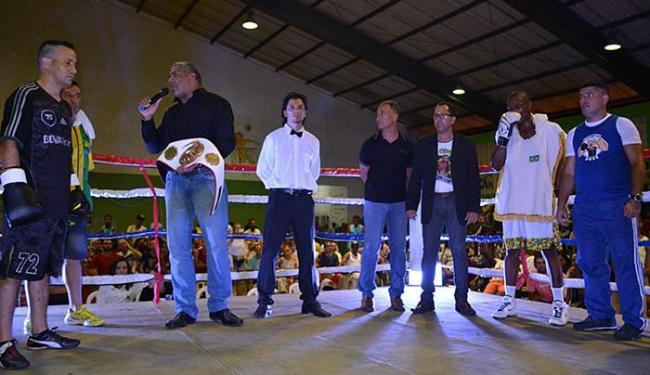 Lalá acredita que a ANB ajuda a diversificar o cenário do boxe no Brasil, que era muito fechado - Foto: Igor Bulhões l Cachopa Point's Studios l 01.03.2015