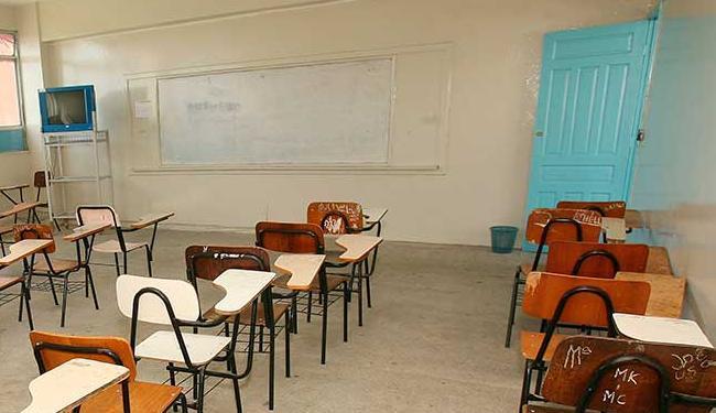 Aulas são suspensas nesta segunda e terça - Foto: Joá Souza | Ag. A TARDE