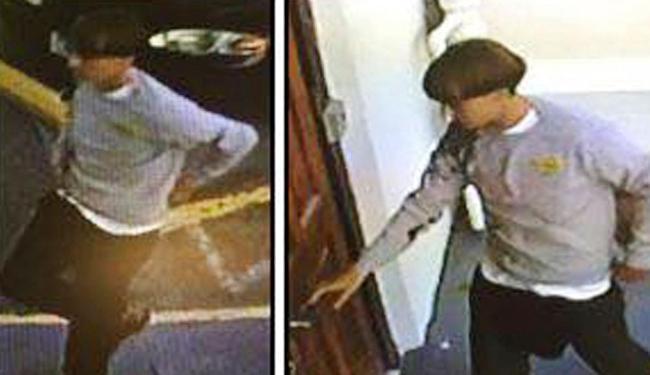 Polícia dos EUA procura homem branco que matou nove pessoas - Foto: Charleston Police Department | Agência Reuters