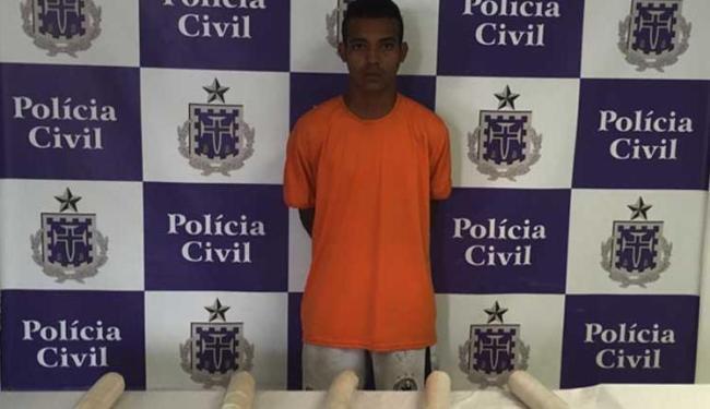 Material apreendido foi avaliado em cerca de R$ 2 mil - Foto: Ascom | Polícia Civil