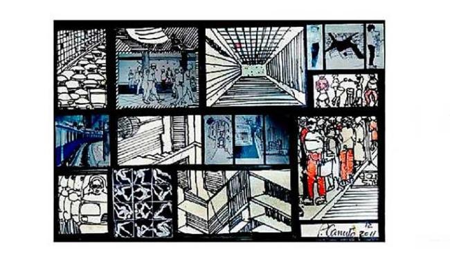Exposição gratuita fica em cartaz até 10 de julho - Foto: Reprodução   Paulo Canuto