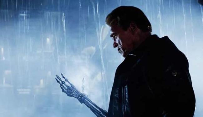 Scharzenegger retorna como exterminador no novo filme - Foto: Divulgação