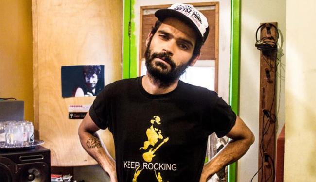 O músico está desaparecido desde a terça-feira, 9 - Foto: Reprodução   Facebook   Maicon Charles