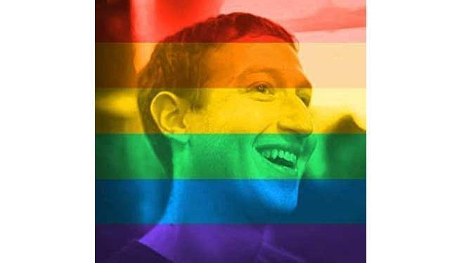 Mark Zuckerberg, diretor-executivo do Facebook, mudou a foto de seu perfil - Foto: Reprodução | Facebook