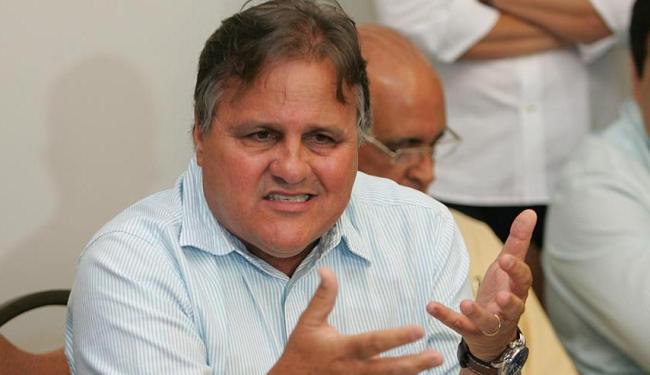 Geddel luta para PMDB deixe o governo de Dilma - Foto: Luciano da Matta | Ag. A TARDE | 10.10.2014