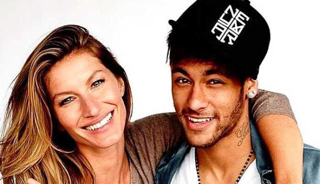 A top ocupa a 46ª posição, com US$ 44 milhões, e Neymar em 82º lugar, com US$ 31 milhões - Foto: Reprodução   Instagram