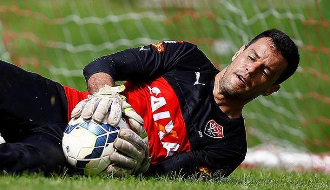 Wilson foi destaque na campanha do Vitória em 2013 - Foto: Eduardo Martins   Ag. A TARDE
