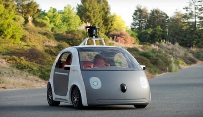 Carro do Google anda sozinho - Foto: Divulgação