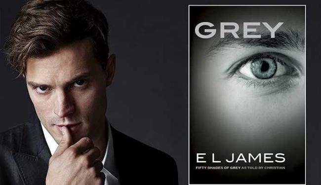 Jamie Dornan interpretou Grey no filme baseado na trilogia 50 Tons de Cinza - Foto: Divulgaão