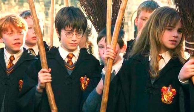 Harry Potter vai ser criança na peça teatral - Foto: Divulgação