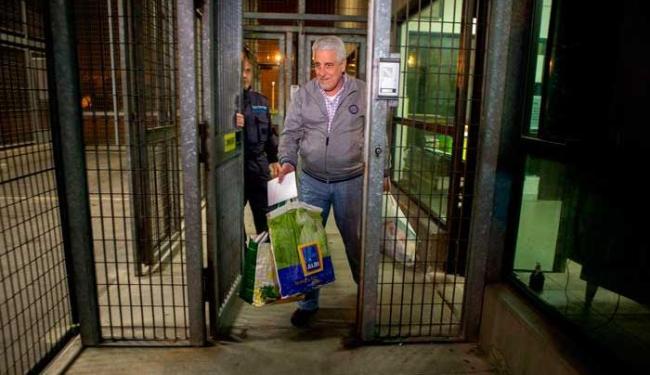 Pizzolato será levado para cumprir o restante da pena no presídio da Papuda, em Brasília - Foto: Mastrangelo Reino/Estadão Conteúdo/AE