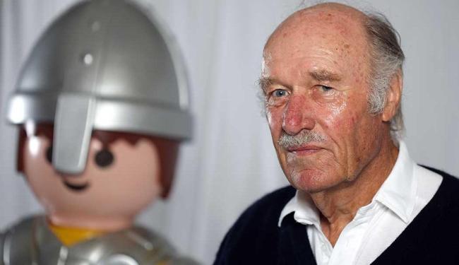 Horst Brandstaetter era conhecido como
