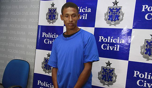 Em 2013, Igor foi preso ao arrombar casa de ex-governador - Foto: Joa Souza | Ag. A TARDE