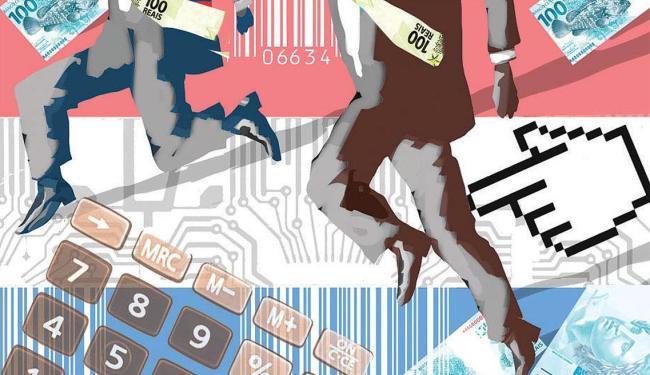 Medidas visam incrementar receita própria diante dos impactos da crise econômica - Foto: Cau Gomez | Editoria de Arte | Ag. A TARDE
