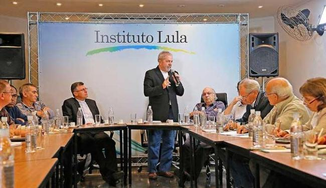 Lula fez um discurso sobre a necessidade de o partido se renovar e atrair a juventude - Foto: Ricardo Stuckert/Instituto Lula
