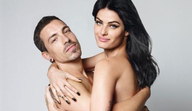 Isabeli e Di fizeram revelações após o ensaio fotográfico - Foto: JR. Duran | Divulgação