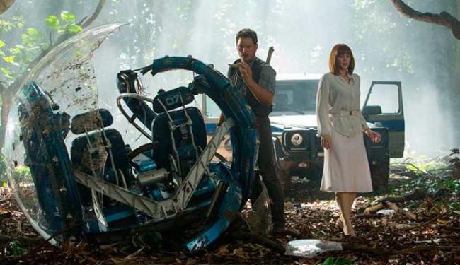 Jurassic World volta ao parque dos Dinossauros - Foto: Divulgação