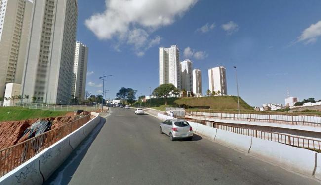 Interdição é realizada devido a obras na Ladeira do Cabula - Foto: Google Street View