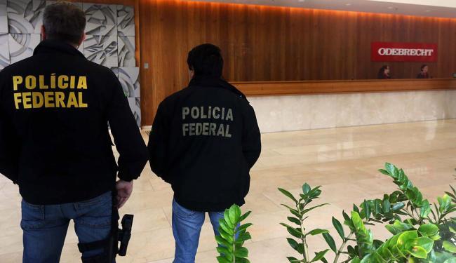 Operação da Polícia Federal prendeu os presidentes da Odebrecht e Andrade Gutierrez - Foto: Marcos Bezerra | Agência Estado