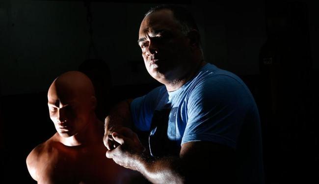 Luiz Dórea é técnico dos principais pugilistas baianos - Foto: Marco Aurélio Martins | Ag. A TARDE