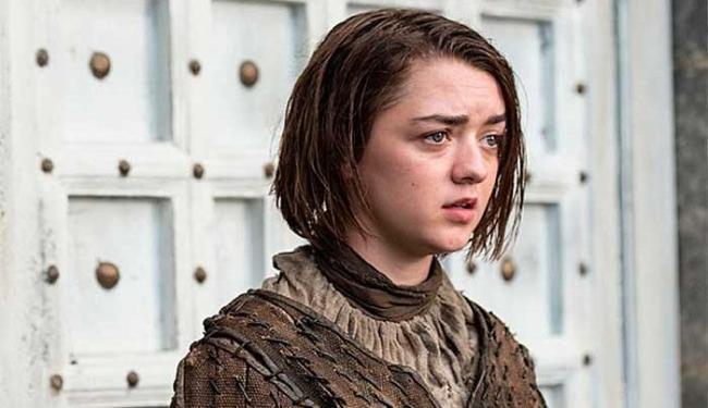 Maisie Williams revela rumos de Arya Stark na série - Foto: HBO | Divulgação
