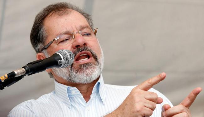Nilo não conseguiu tomar a presidência do PDT na Bahia das mãos do deputado federal Félix Mendonça J - Foto: Luiz Tito | Ag. A TARDE