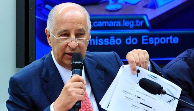 Del Nero prestou depoimento na Câmara dos Deputados após escândalo - Foto: Alex Ferreira l Câmara dos Deputados