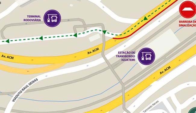 Interdição acontece nas madrugadas, das 23h às 5h - Foto: Divulgação   CCR Metrô