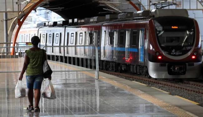 ACM Neto vai assinar nesta quarta-feira, 3, o alvará liberando a obra do metrô - Foto: Lúcio Távora | Ag. A TARDE