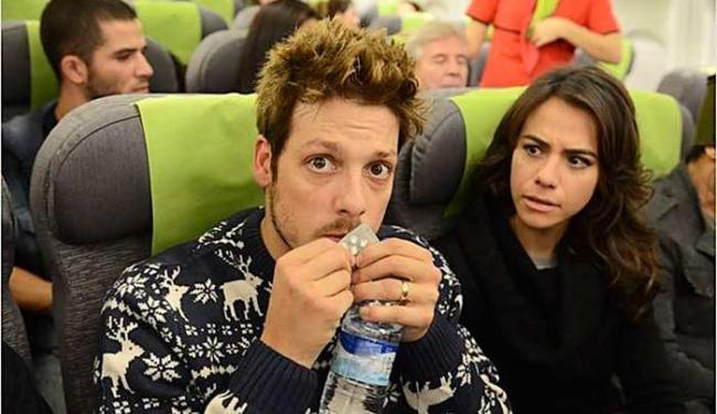 Sequência traz Fábio Porchat e Miá Mello em uma nova aventura do casamento - Foto: Divulgação